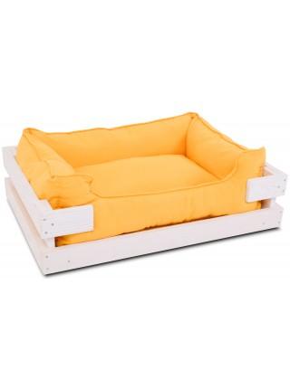 Деревянный лежак Takeshi Double Yellow Wood Limited
