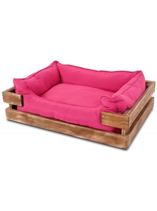 Деревянный лежак Takeshi Purple Wood Limited