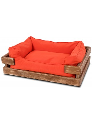 Деревянный лежак Takeshi Caroot Wood Limited