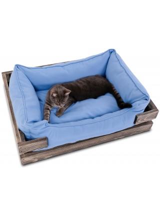Деревянный лежак Takeshi Blue Wood Limited