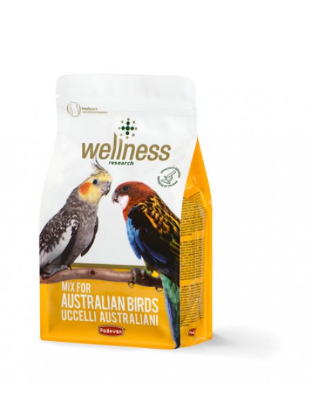 Padovan Wellness Parrocchetti Australian