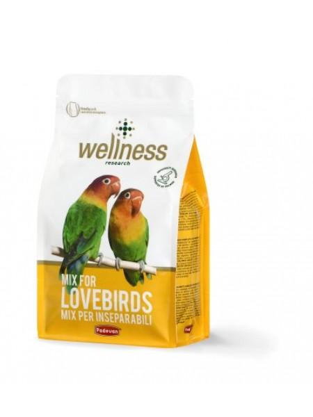 Padovan Wellness Parrocchetti Lovebirds