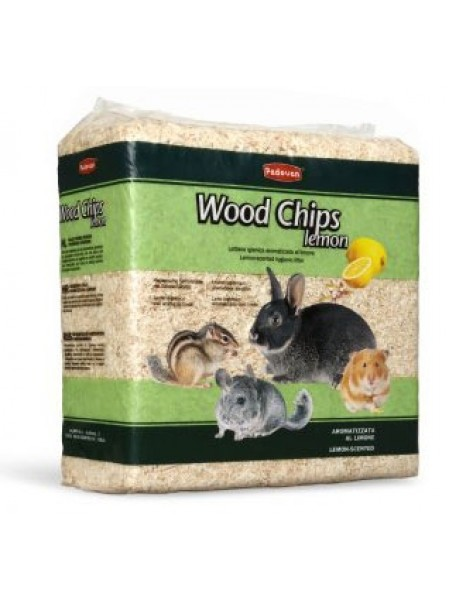 Padovan Wood Chips Lemon