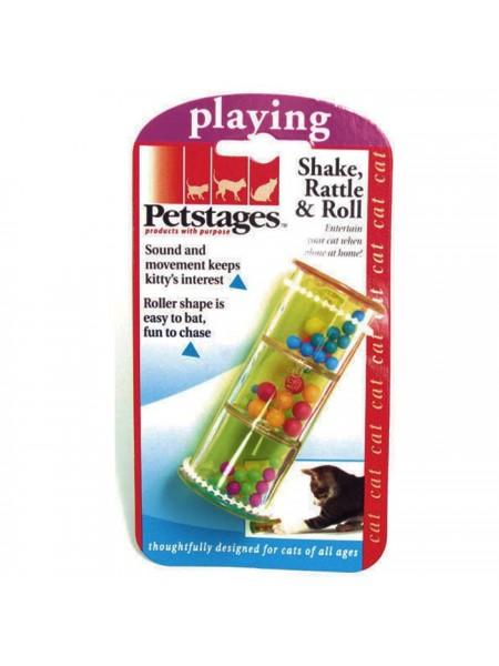Petstages Разноцветная Погремушка