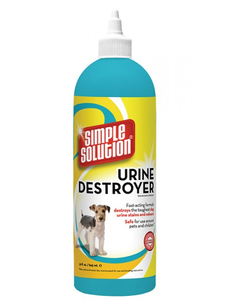 Simple Solution Dog urine destroyer