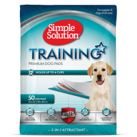 Simple Solution Training Premium Dog Pads